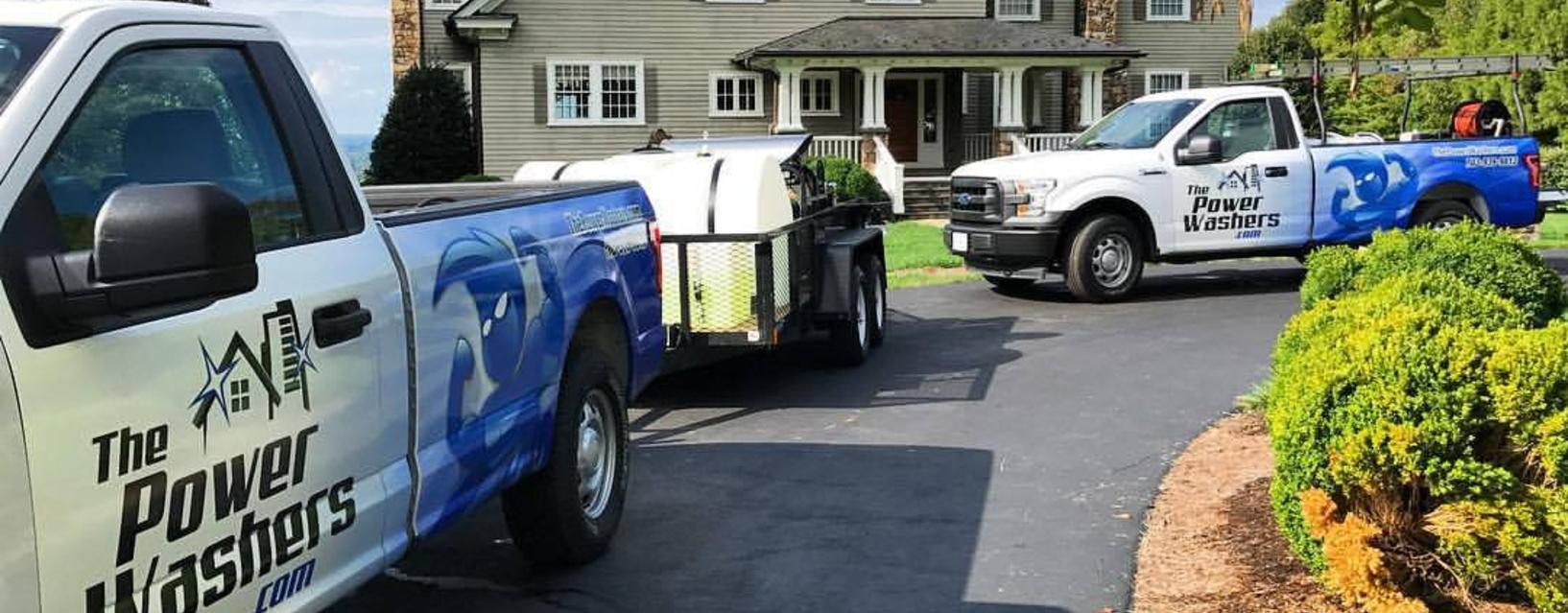 Soft Washing Power Washing And Exterior Cleaning Services