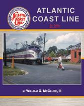 Atlantic Coast Line In Color