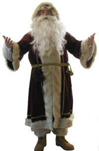 Hire Father Christmas - Grandfather Kringle, Victorian Santa Claus