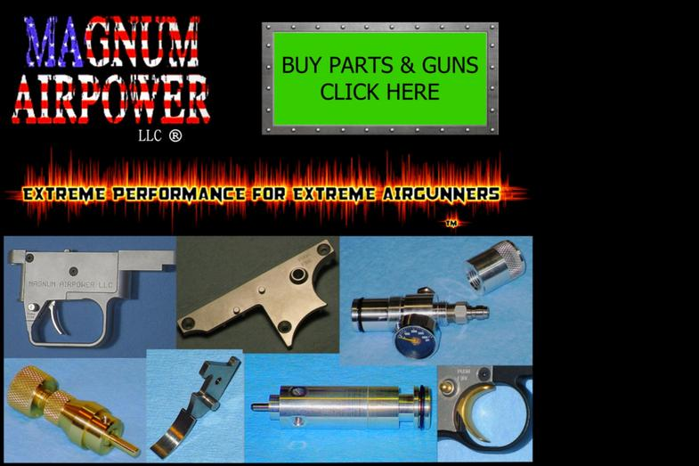 MAGNUM AIRPOWER - CUSTOM CROSMAN AIRGUNS & PARTS