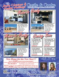 Real Estate Press, Southern Arizona, Castle & Cooke New Homes