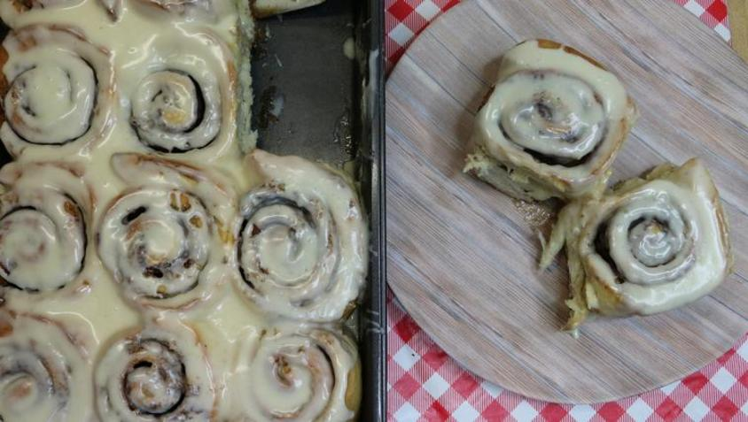 Easy Yeast Dough Cinnamon Rolls Recipe, Noreen's Kitchen