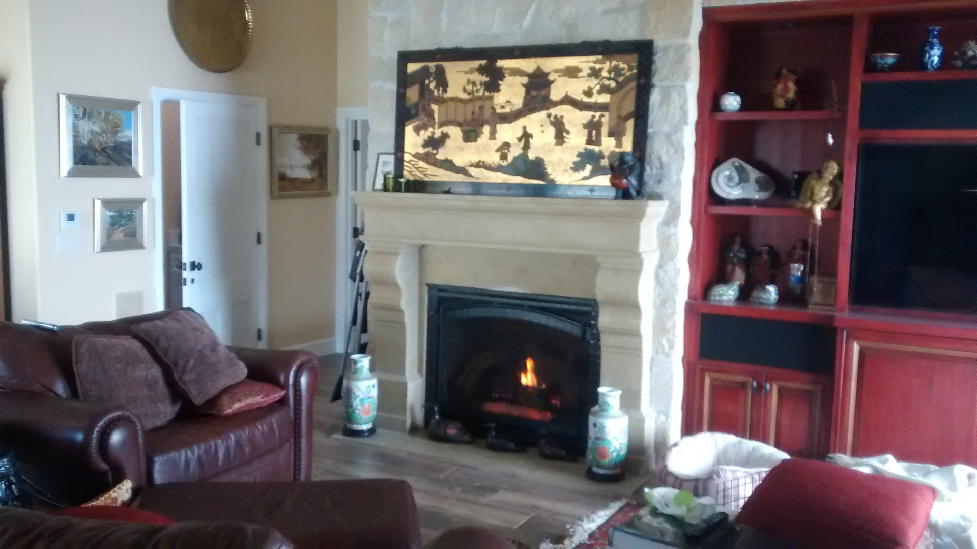 accentuate of pictures your to types mantels home fireplace various