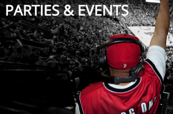 Party and Event DJ in Portland, OR
