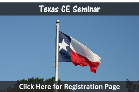 Austin Dallas Houston San Antonio Chiropractic CE Seminars