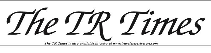 Travelers Rest RV Resort Newspaper