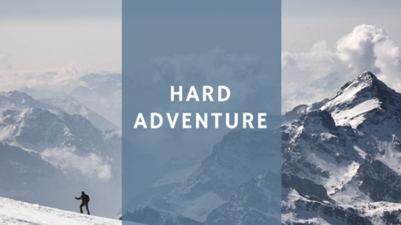 Hard Adventures Around the World