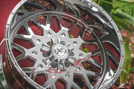 Chrome Forged Wheels | XF Off-Road Wheels Autosport Plus Canton Ohio