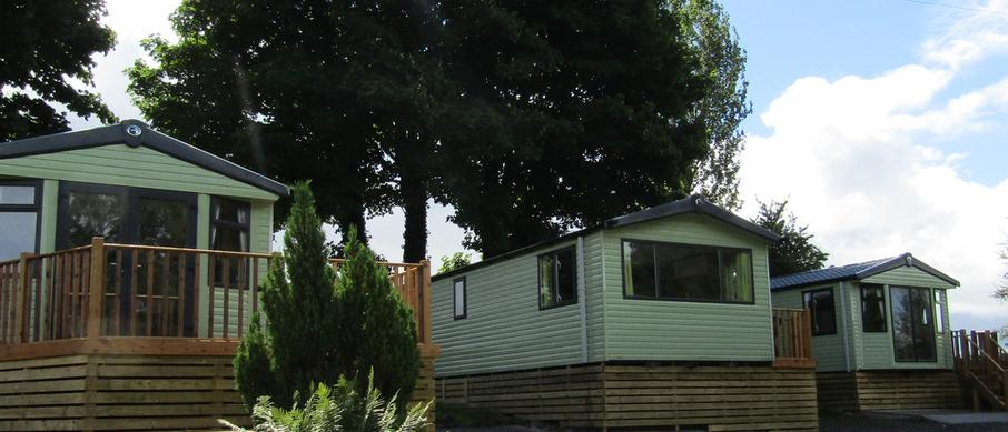 Caravan Holidays Newton Stewart Dumfries Galloway