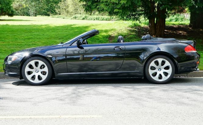 2005 BMW 645Ci Conv