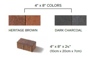 Il Campo Unilock Paver Styles and Sizes