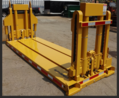 13 HP Portable Intermodal Railway Jack HN-1500LP with 60 ton capacity Railway Jacking Equipment Rail Car Maintenance Equipment Railway Jack Train Jack Rail Car Jack