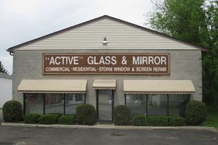Photo of Active Glass Mirror Storefront