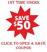 Manual J $50 Coupon