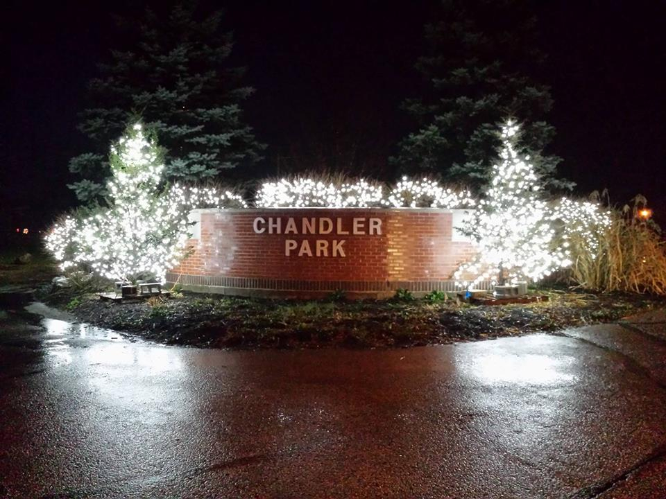 Chandler Park Christmas Lights 2020 Home