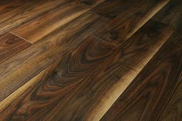 American Black Walnut Hardwood Flooring