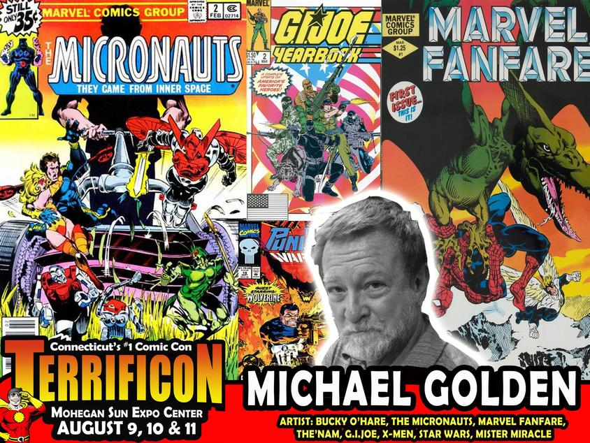 michael golden TERRIFICON