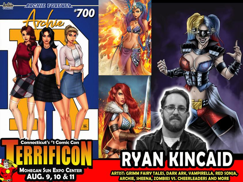 RYAN KINCAID TERRIFICON