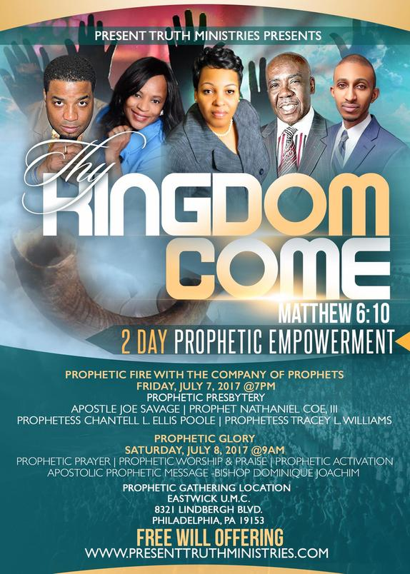 Prophetic Conference