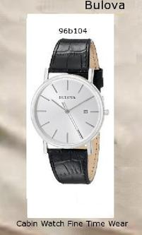 Bulova Men's 96B104,mvmt watches men