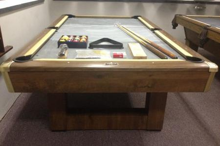 PreOwned Pool Tables - 4 x 8 brunswick pool table