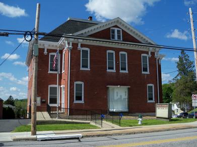 Borough of St Lawrence in Reading, Pa