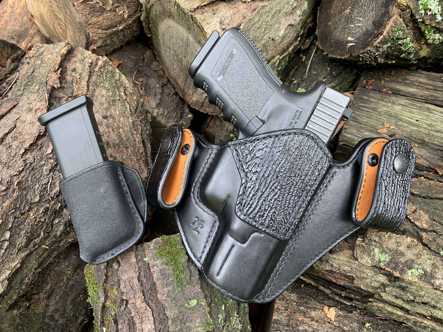 Nightingale Leather Custom Carry Concealed Holsters