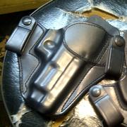 Comfort Series IWB Leather Gun Holsters