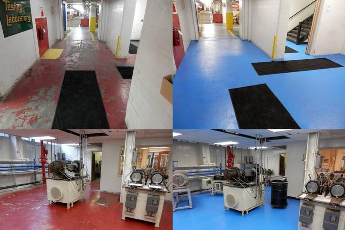 Epoxy Floor Coating Amp Floor Coating Systems Western Ny