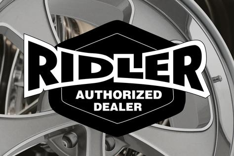 Ridler Custom Wheels Ohio - Impala Wheels Canton Akron Cleveland Ohio Classic Car