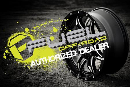 Fuel Forged Wheels Ohio - Truck Wheels Ohio - Rims and Tires for Sale Akron Ohio