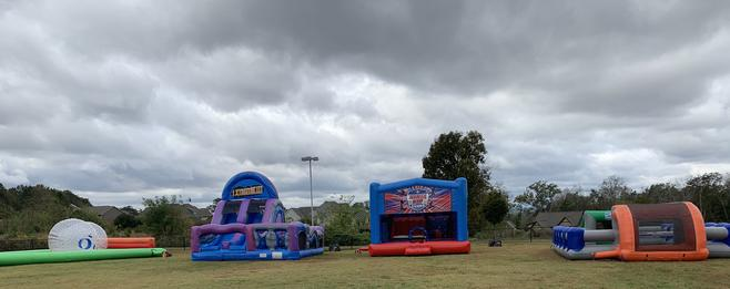 Chattanooga Birthday Party Rentals
