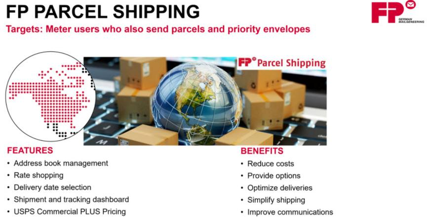 Fp Parcel Shipping System