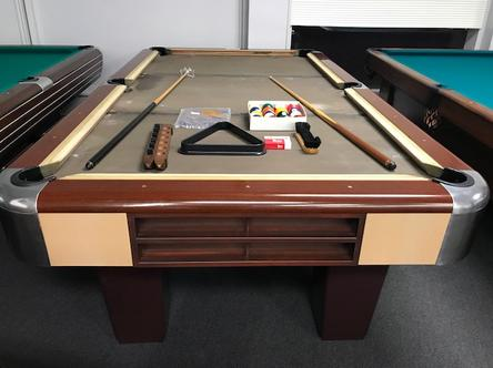 Strange Pre Owned Pool Tables Download Free Architecture Designs Scobabritishbridgeorg