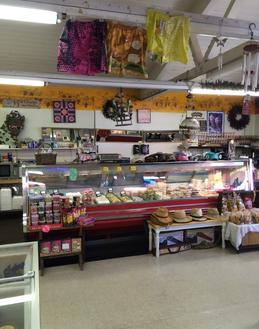 Worton's Market, The Deli features Large, made to order Sandwiches with Quality Meats and Cheeses