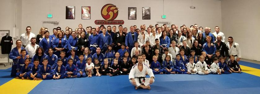 About Our Arizona BJJ Gym in Tempe