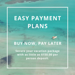 Easy Escapes Travel: Easy low deposit payment plans