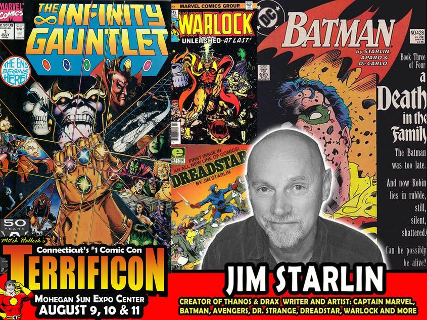 JIM STARLIN TERRIFICON