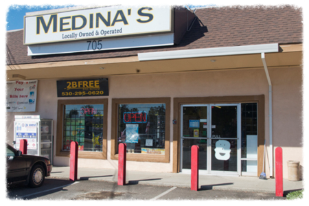 Medina's Market is a fixture in Diamond Springs.