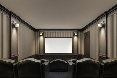 Residential Home Theater | Sound By Design