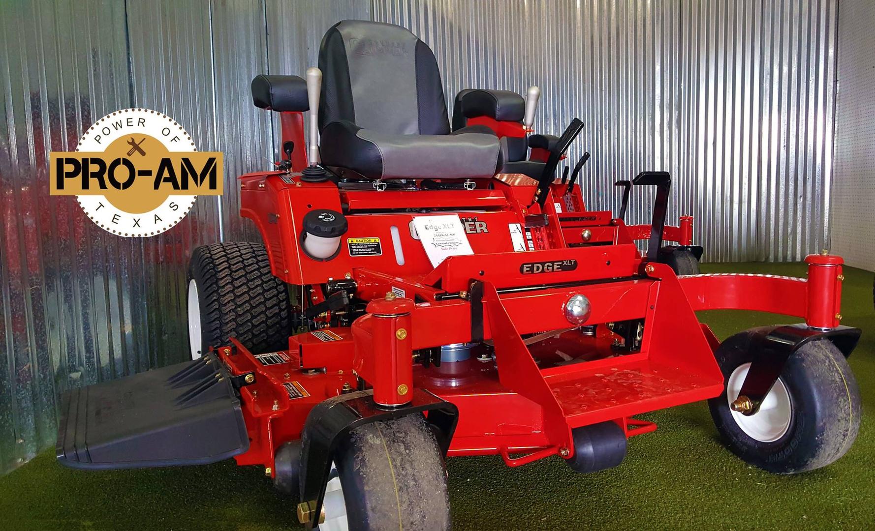 Pro Am Power of Texas LLC Zero Turn Mower Sales Mower Repair