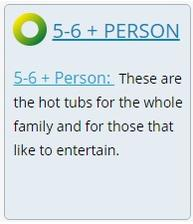 Hot Tubs Ottawa 5-6+ person Hot Tubs