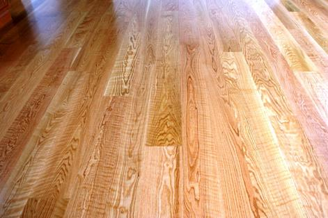 red oak hardwood flooring/ select grade