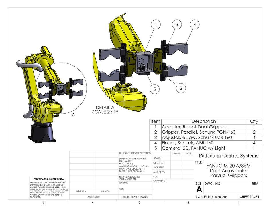 Palladium Control Systems Design