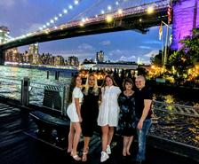 Holiday season Limo Tours of NYC