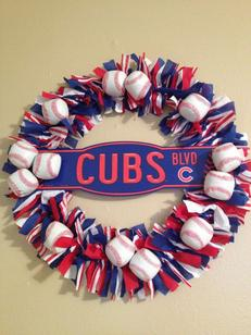 Sports Wreath (Any team)-Sml-$26 Med-$32-Lg-$38