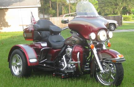 Trike Kits - Harley Davidson Trikes by Richland Roadster