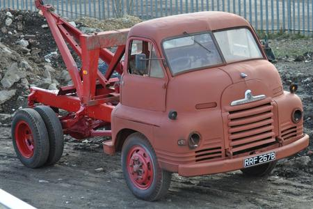 1953 BEDFORD S TYPE CLASSIC TRUCK TAX AND MOT EXEMPT RL SPRING PROJECT