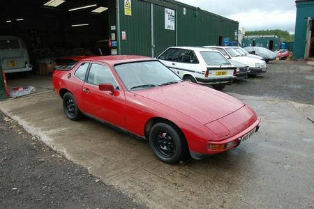 1979 PORSCHE 924 V5 AND LOTS OF HISTORY