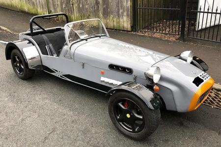 Locust Seven 7 kit car 1600 crossflow excellent condition